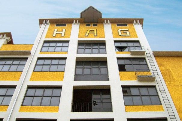 Hag-fachada